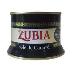 FOIE DE CANARD ZUBIA